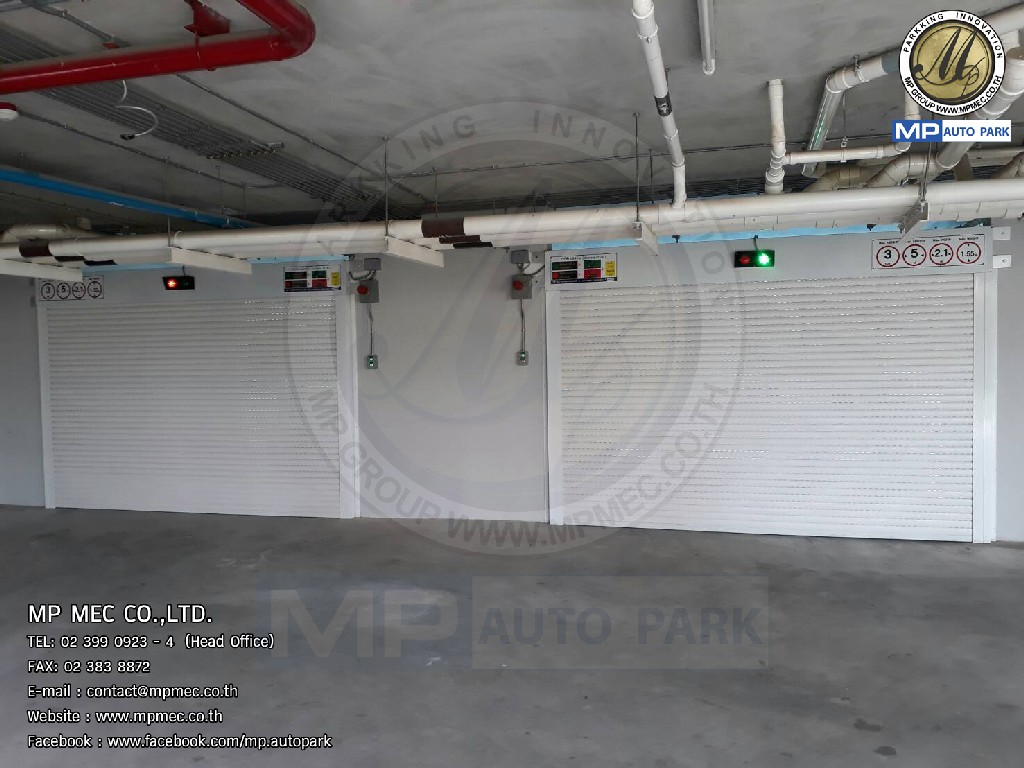 auto parking Project: Hue Condo / System: FP-VRC Car Lift